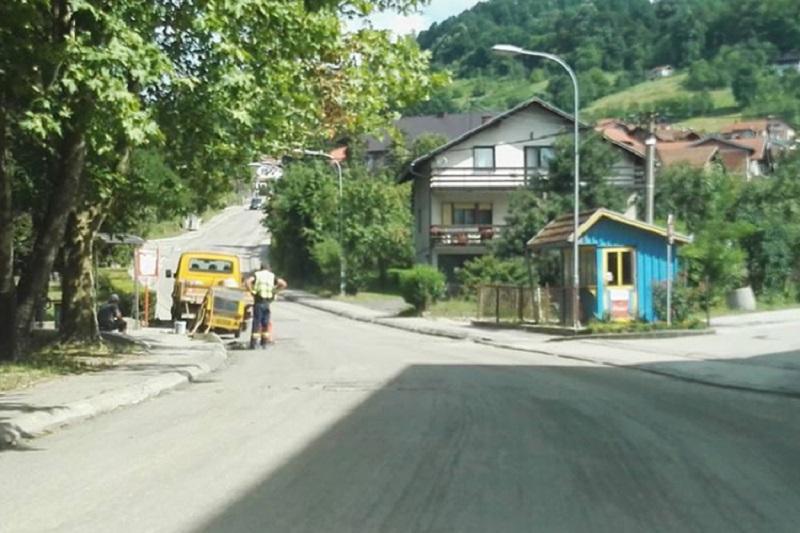 Novi asfalt za dvije ulice na Starčevici