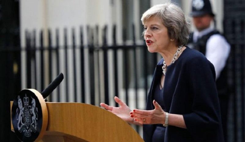 Tereza Mej zvanično novi premijer Britanije