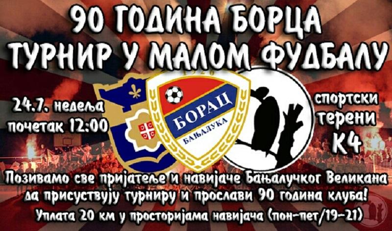 Lešinari u nedjelju organizuju humanitarni turnir u malom fudbalu na terenima K4