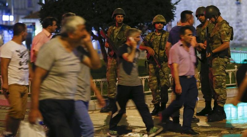 Turska: Vojska pokušala državni udar, 194 osobe poginule