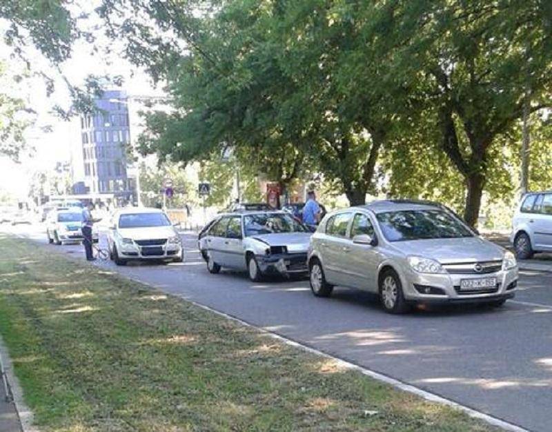 Banja Luka: Lančani sudar kod Venecije