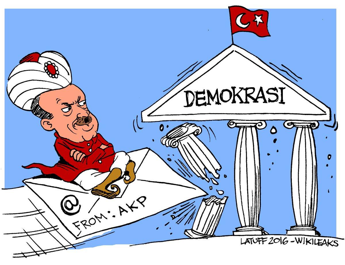 WikiLeaks objavio 300.000 dokumenata sa Erdoganovih servera