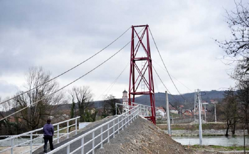 Banja Luka: Opet probijen rok za završetak mosta u Priječanima