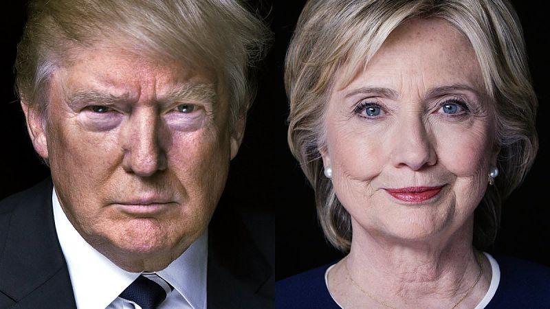 "Tramp o Hilari i ""kratkom spoju"": Lažov i neuravnotežena"