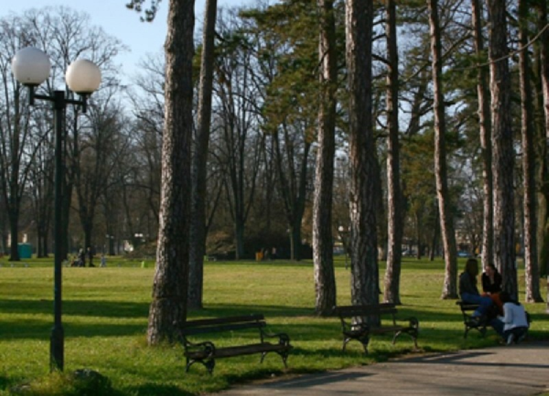 """U srijedu će biti zatvoren parking kod parka """"Mladen Stojanović"""""""