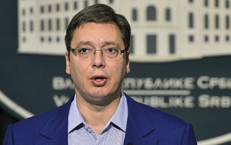 Vučić: Srbija ne može da ćuti na povampirenje ustaštva