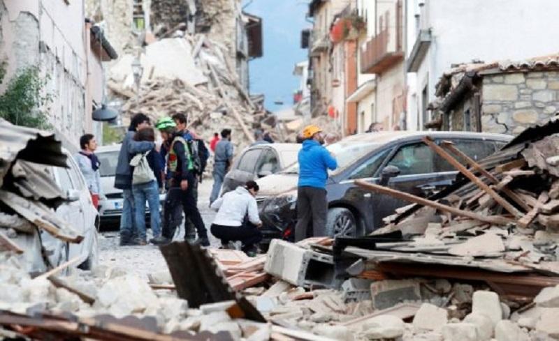 Italija: Najmanje 14 poginulih u razornom zemljotresu