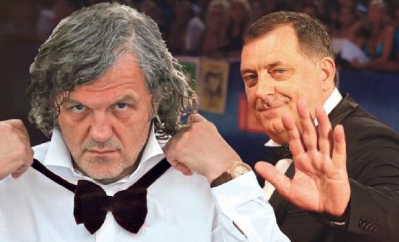 Kurir: Kusturica zbog Dodika ostao bez Zlatnog lava