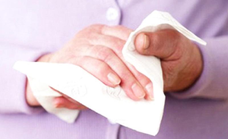 Oprez: Bakterije u vlažnim maramicama