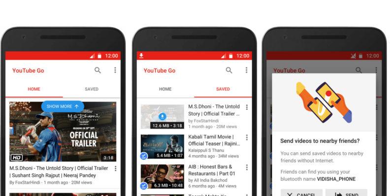 Google će uskoro lansirati YouTube Go aplikaciju za offline pristup video sadržajima
