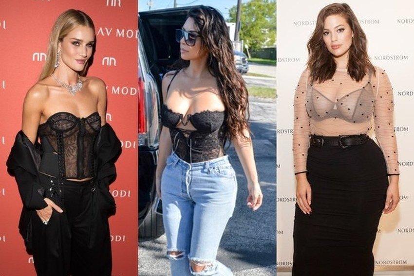 Novi trend: Donji veš umjesto odjeće