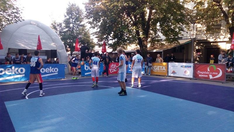 """""""Beko S.ketch Street Basketball – Banja Luka 2016""""  ulazi u završnicu"""