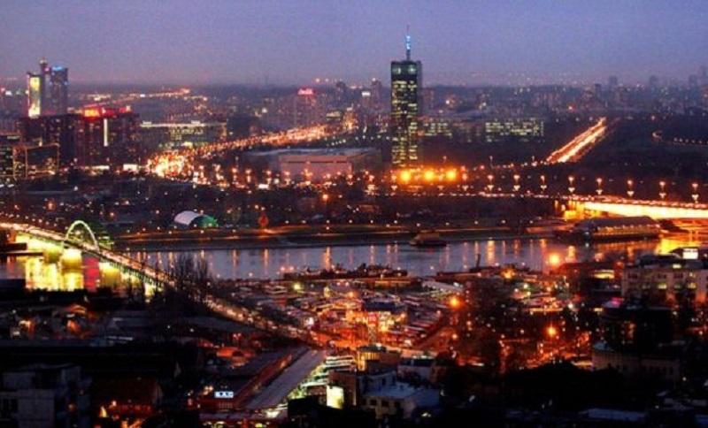 Beograd: Vatromet zbog referenduma u Srpskoj