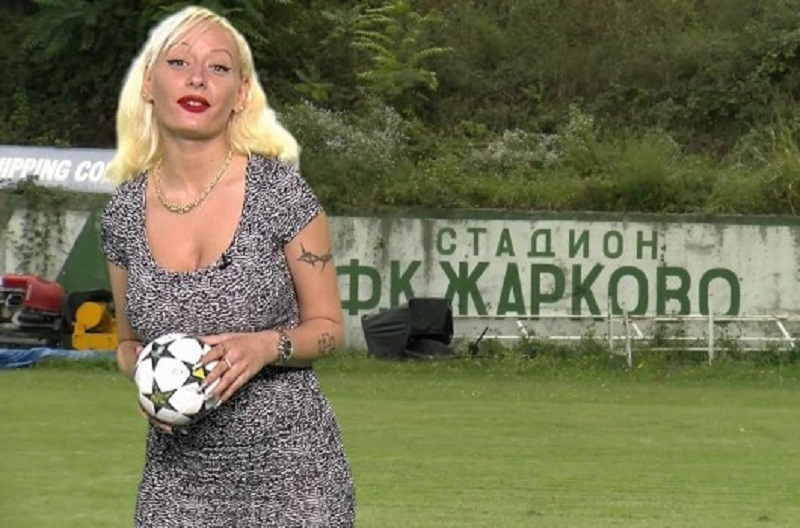 Srpska porno glumica obećala seks igračima Žarkova ako osvoje kup