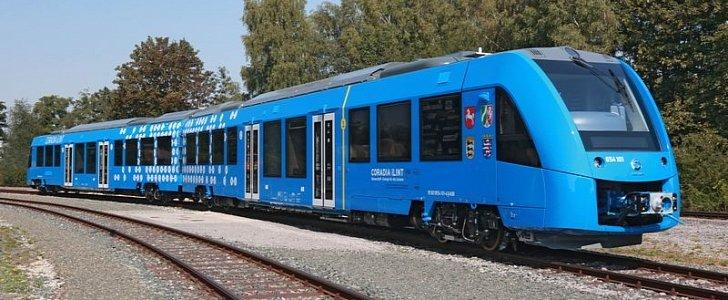 Putnički voz na vodikov pogon na njemačkim šinama krajem naredne godine
