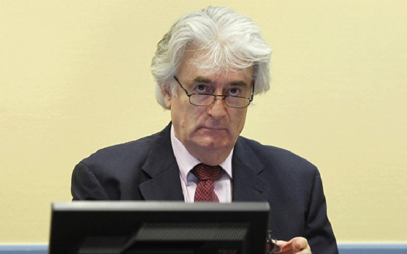 Karadžić: Zločin u Srebrenici počinio izdajnik srpskog naroda