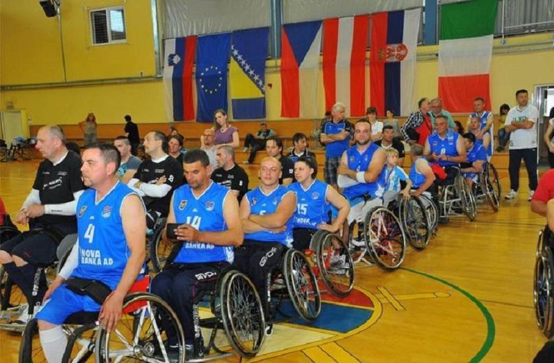 """Promocija dokumentarnog filma """"Košarkaški klub invalida Vrbas – ponosni šampion"""""""
