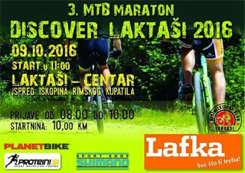 """Biciklistička trka """"Discover Laktaši 2016."""""""
