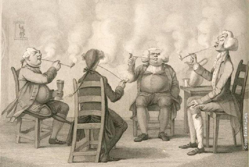 Kako su ljudi počeli da puše