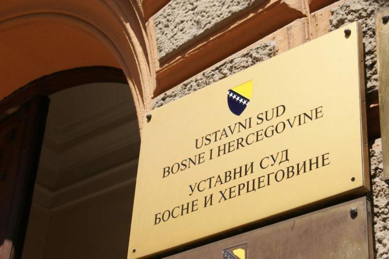 Ustavni sud sutra o izvršenju odluke o Zakonu o praznicima Srpske