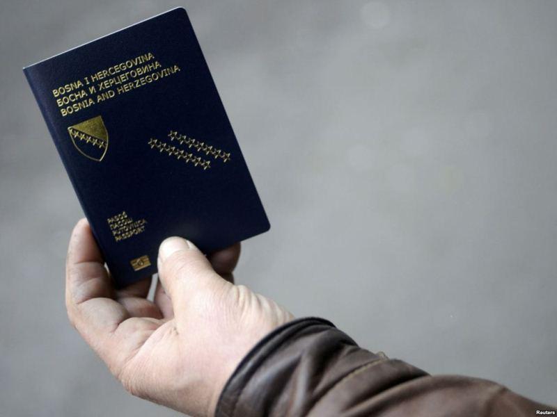 Prodavali lažne pasoše za 10.000 evra