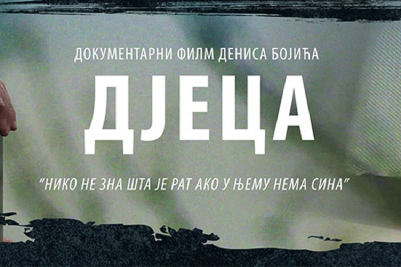 "Film ""Djeca"" prikazan na filmskom festival u Rusiji"