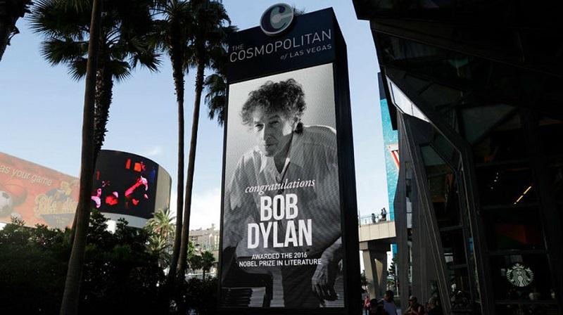 Nobelov komitet ne može da nađe Boba Dilana