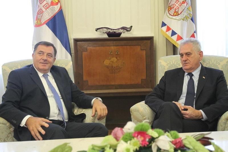 Dodik se sastao sa Nikolićem i Vučićem: Referendum nije ugrozio stabilnost