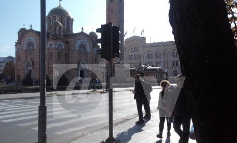 Policajac htio da zaustavi saobraćaj zbog Dodika, ali onda se dogodilo nešto (ne)očekivano