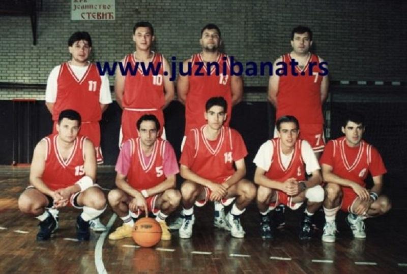 "Dodik 1996. igrao centra u ""KK Polet"" iz Banata"