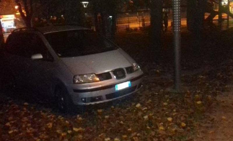 "Banja Luka: ""Italijan"" se parkirao u parku"