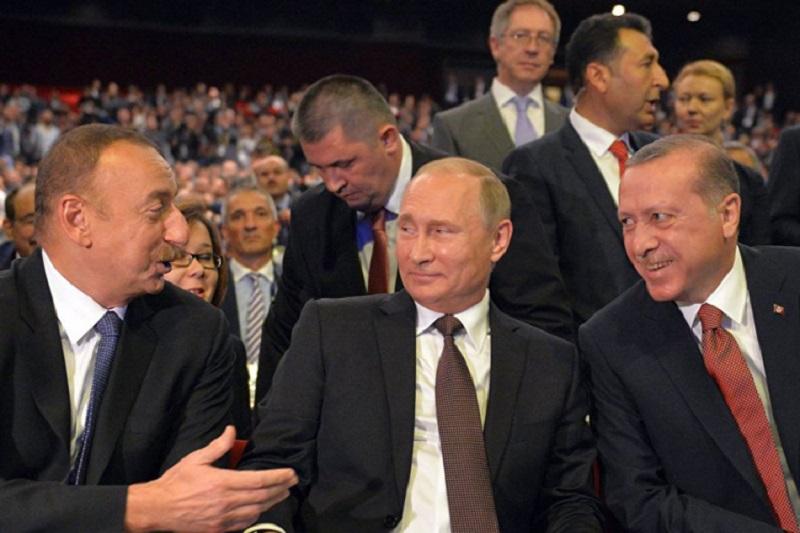 """Putin i Erdogan nisu odustali od """"Turskog toka"""""""