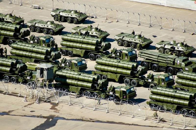 Moskva upozorava SAD: S-300 i S-400 je u Siriji