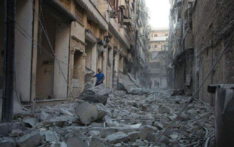 Humanitarni prekid vatre u Alepu