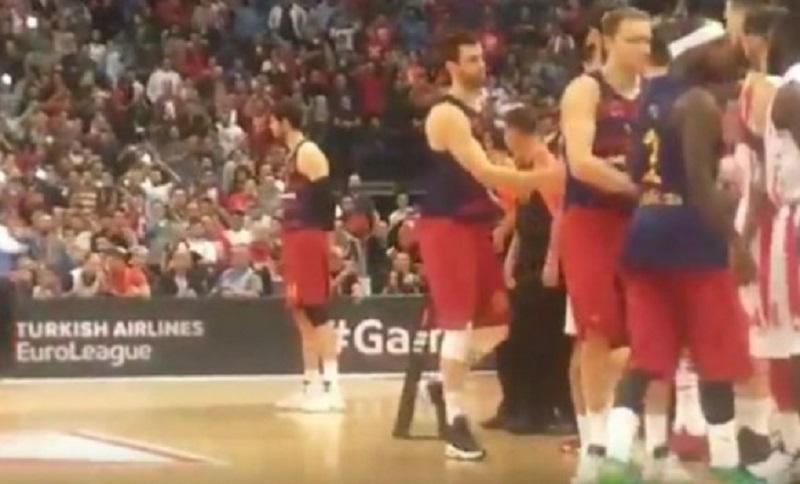 """Ante Tomić se """"pogubio"""" u grotlu Arene (VIDEO)"""