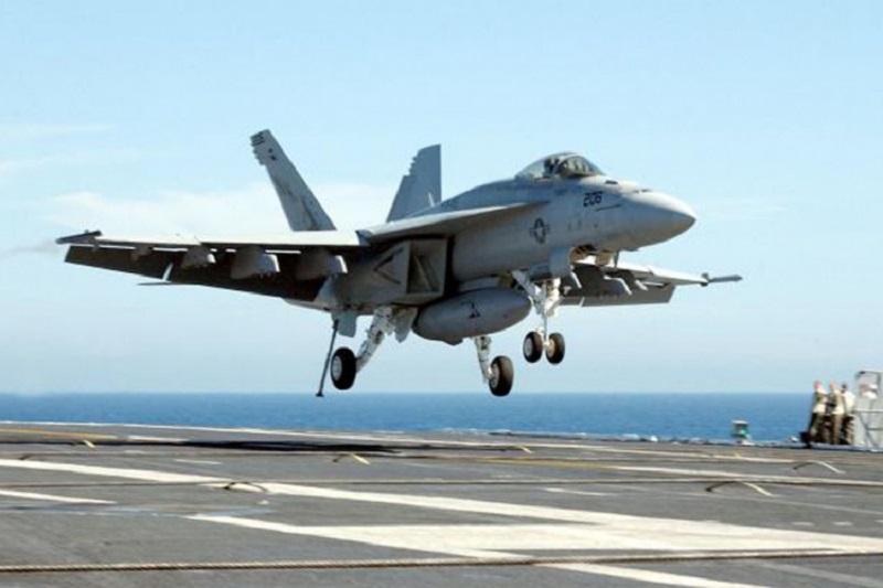 Srušio se američki borbeni avion