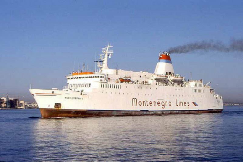 Ukida se pomorska linija Bar-Bari