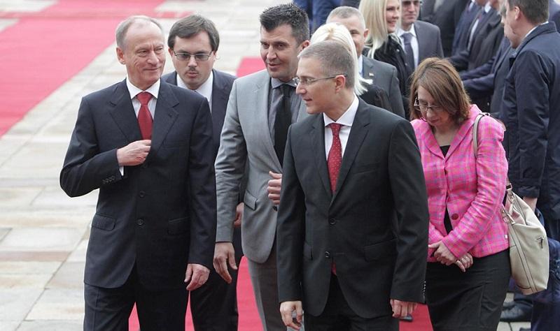 Srpski i ruski bezbjednjaci jačaju saradnju