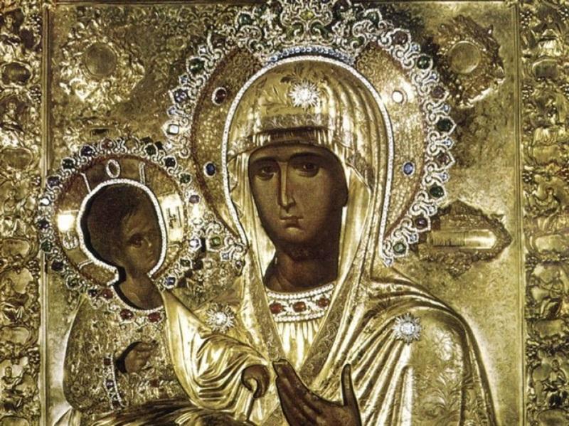 Čudotvorna ikone Presvete Bogorodice Trojeručice prvi put u istoriji dolazi u Banjaluku