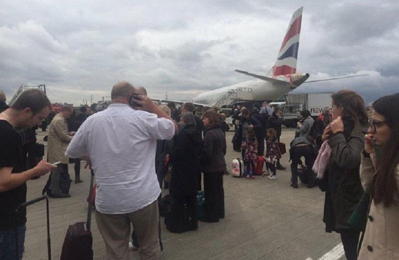 Aerodrom Siti evakuisan