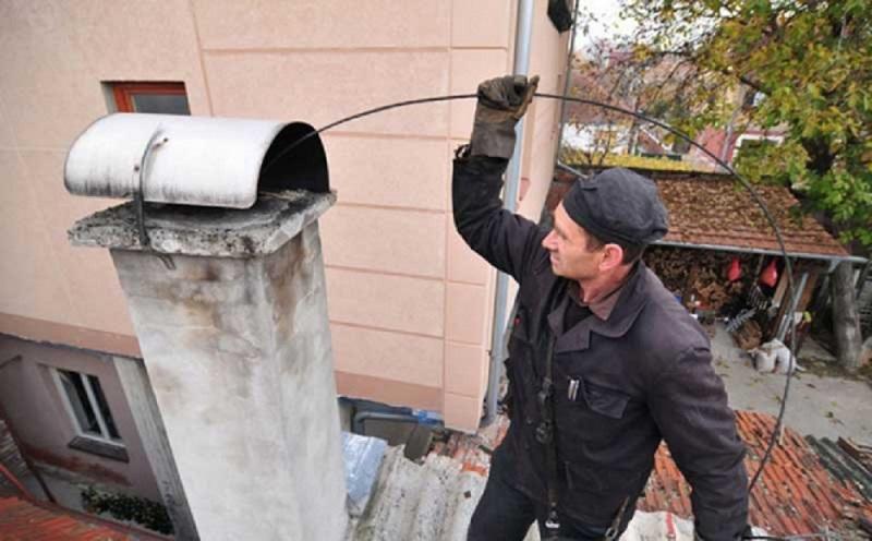 Banja Luka: Dimnjačari imaju sve više posla