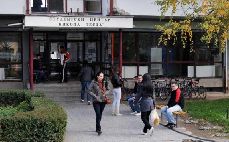 """Studentski centar """"Nikola Tesla"""": Stanarina raste u dva paviljona?"""