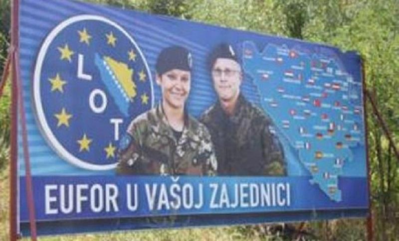 Banja Luka: Česti incidenti sa vojnicima EUFOR-a
