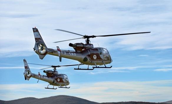 Бањалука - хеликоптерски сервис РС - флота