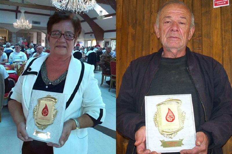 Podvig dvoje Trebinjaca: Zajedno darovali blizu 300 doza krvi