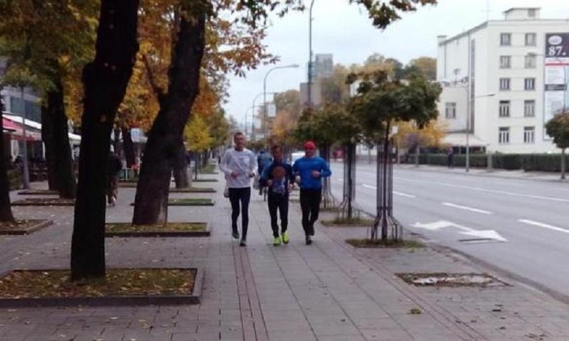 Slabovidi maratonac kroz Banjaluku do Ginisa (FOTO)
