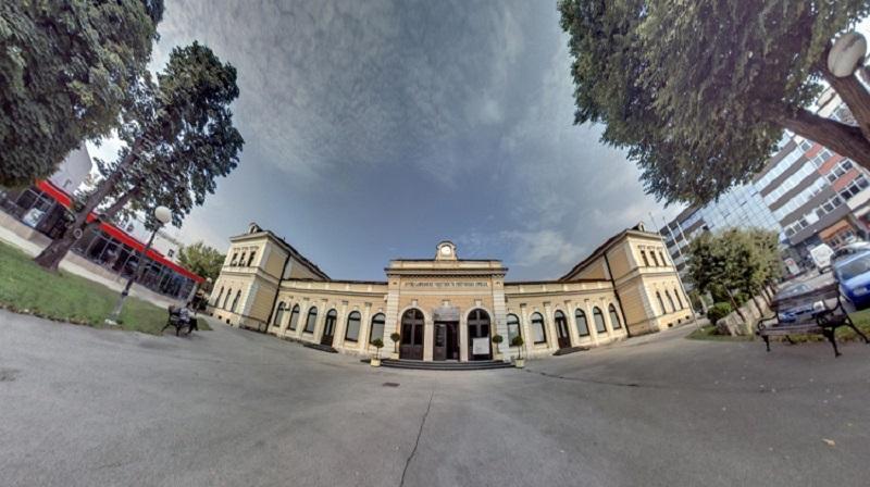 Virtuelna šetnja kroz Muzej savremene umjetnosti RS