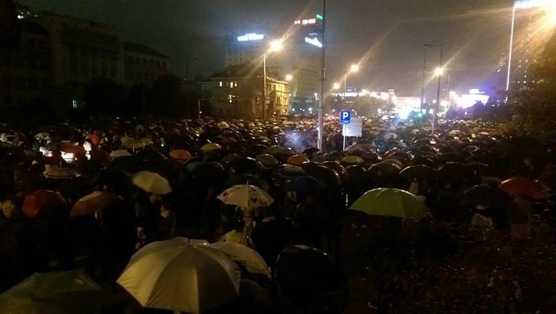 Veliki protest u Sarajevu: Građani blokirali centar grada