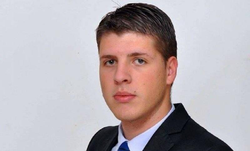 On je najmlađi odbornik u Srpskoj