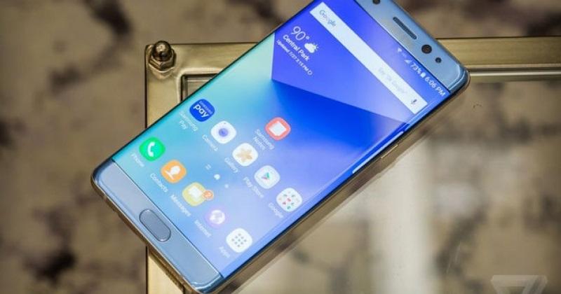 """""""Samsung"""" zatražio da korisnici isključe """"Nout 7"""""""